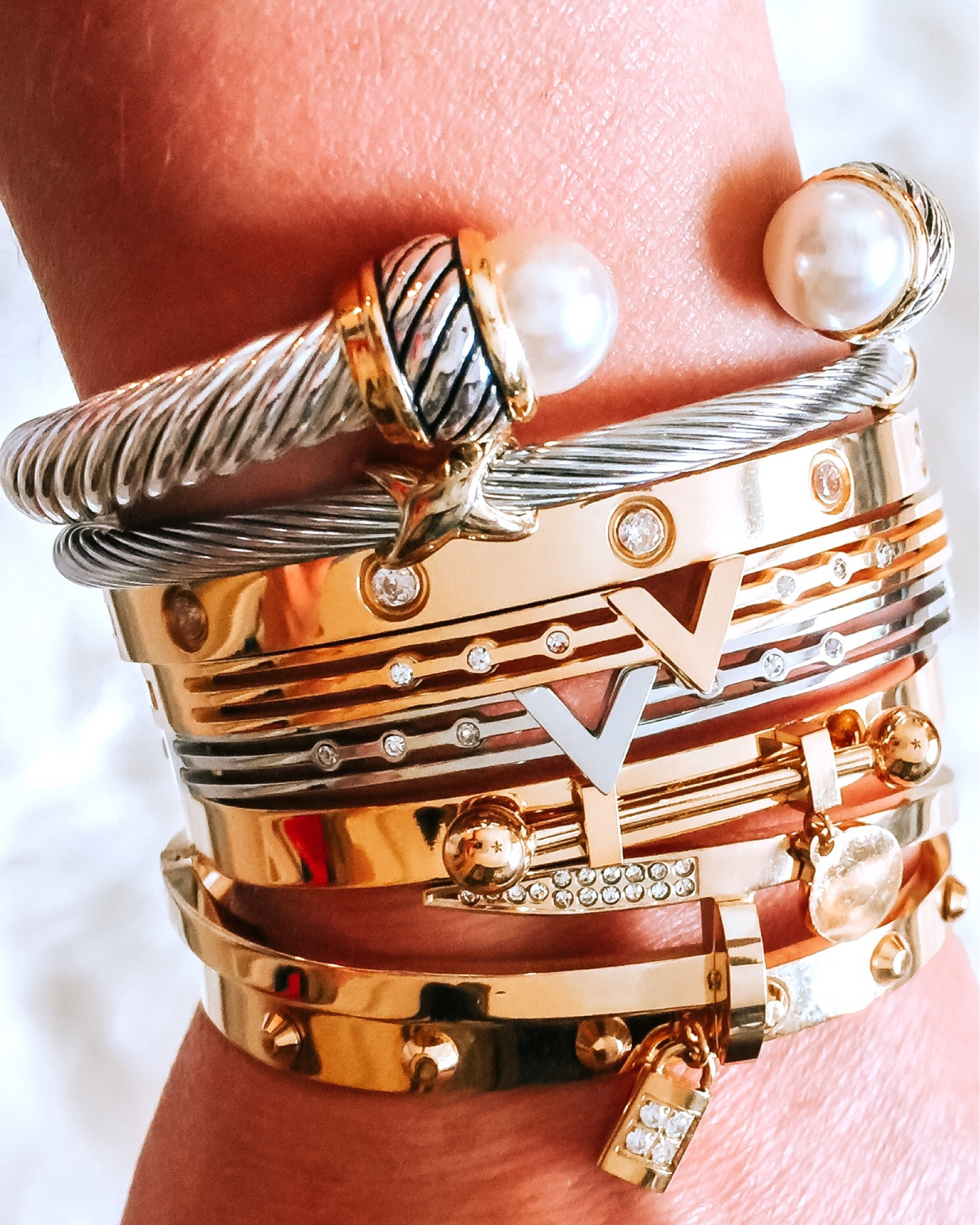 The Styled Collection Bracelets
